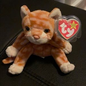 Ty Beanie Baby Original Amber great condition